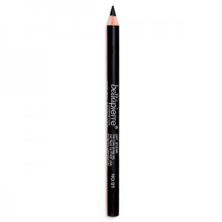 bellapierre eyebrow pencil midnight black