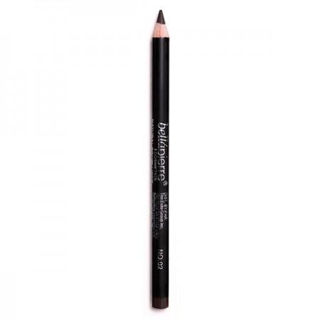 bellapierre eyebrow pencil dark chocolate