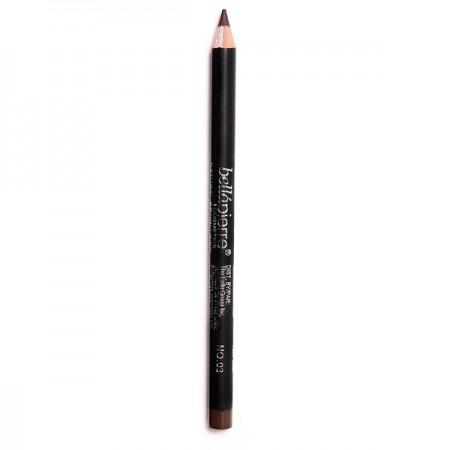 bellapierre eyebrow pencil cocoa brown