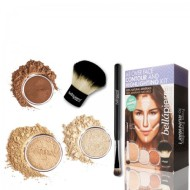 bellapierre all over face countour and highlighting kit medium
