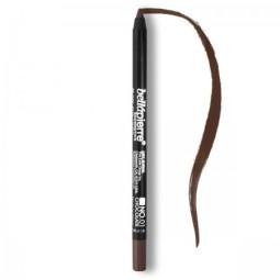 bellapierre eyeliner chocolate