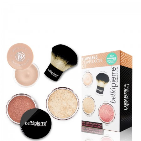 bellapierre flawless complexion kit light