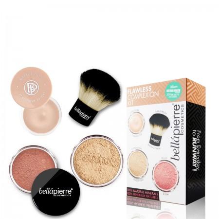 bellapierre flawless complexion kit medium