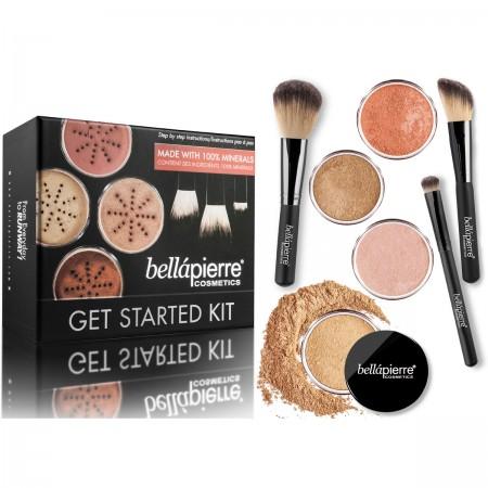 bellapierre get started kit medium