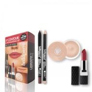 bellapierre lip countour and highlight kit natural