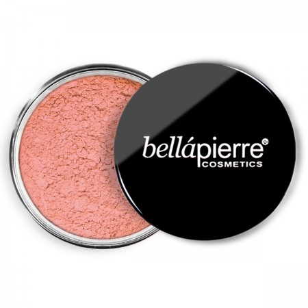 bellapierre loose blush desert rose