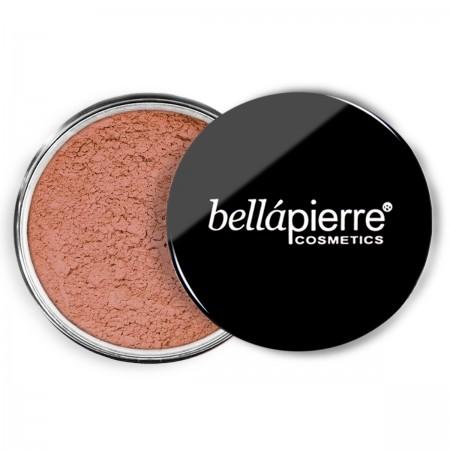 bellapierre loose blush amaretto