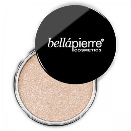 bellapierre shimmer powder loose eyeshadow champagne
