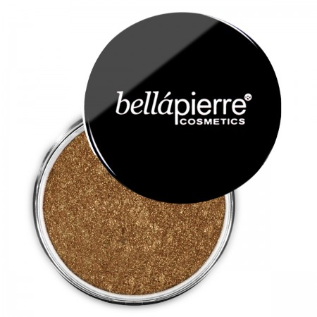 bellapierre shimmer powder loose eyeshadow bronze