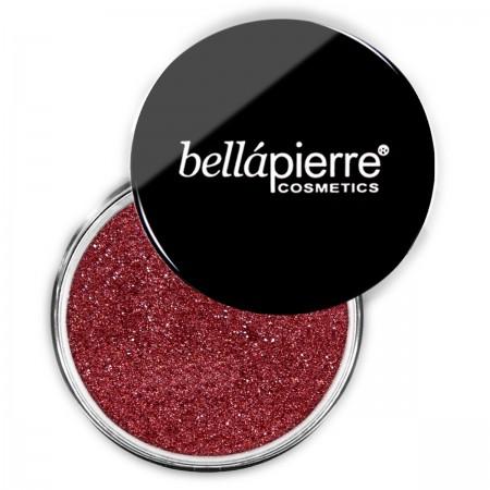 bellapierre shimmer powder loose eyeshadow cinnabar