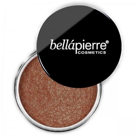 bellapierre shimmer powder loose eyeshadow java