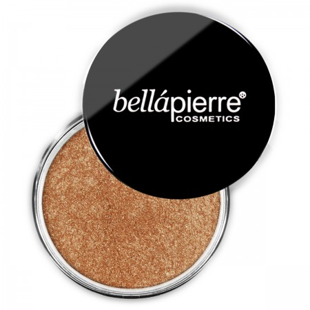 bellapierre shimmer powder loose eyeshadow penny