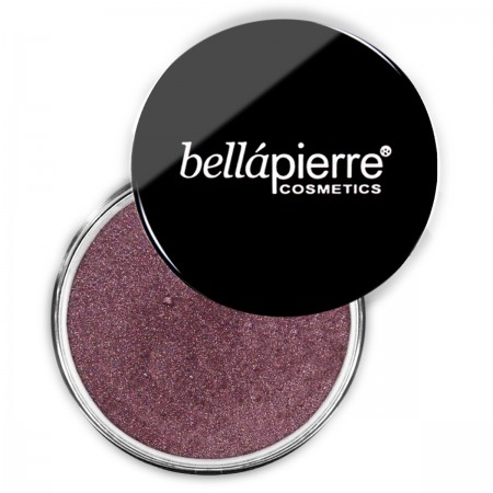 bellapierre shimmer powder loose eyeshadow lust