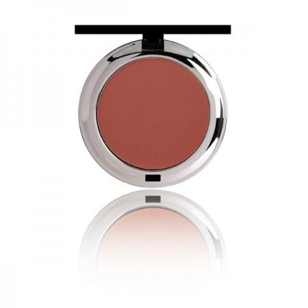 bellapierre compact blush suede